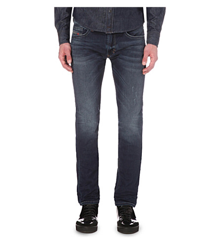 DIESEL Thavar 0670 regular-fit joggjeans (Denim0670v