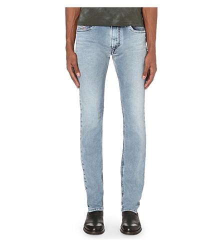 DIESEL Thavar 0673 slim-fit skinny joggjeans (Denim0673l