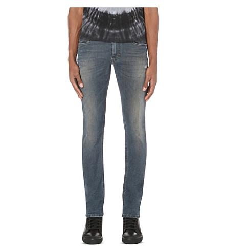 DIESEL Thavar 0850 slim-fit skinny jogg jeans (Denim0850p