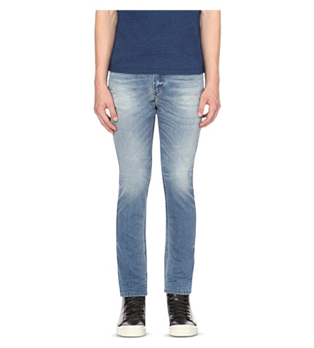 DIESEL Thavar sp-ne 0670w tapered joggjeans (Denim0670w