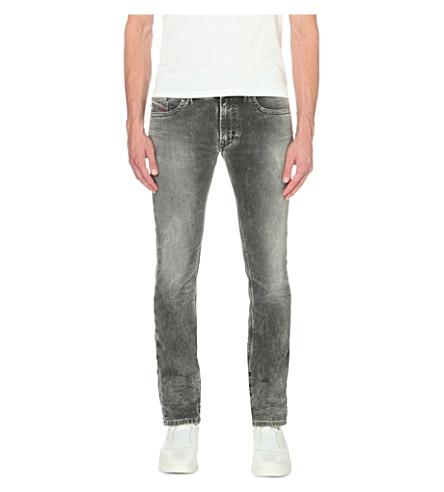 DIESEL Thavar sp-ne 0855b regular-fit tapered jeans (Denim