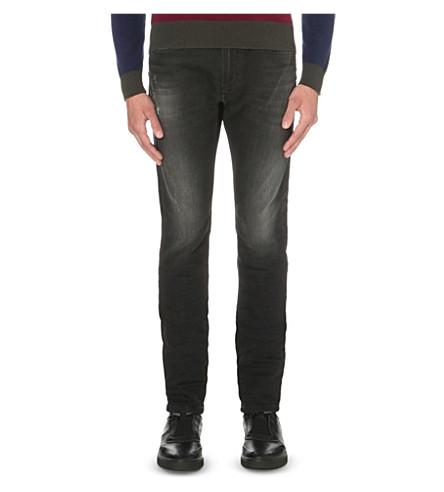 DIESEL Thavar sp-ne 0856s regular-fit tapered jeans (Denim