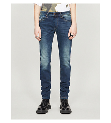 DIESEL Thommer slim-fit skinny jeans (Denim+blue
