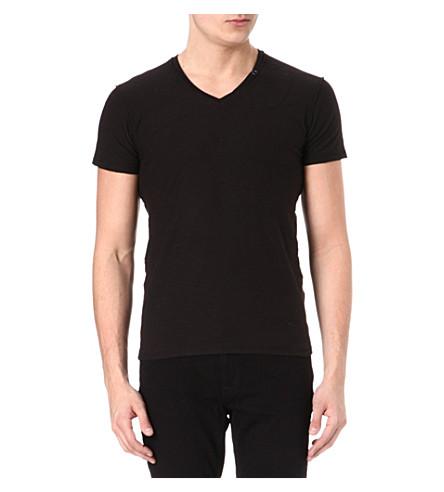 DIESEL Tos t-shirt (900 (black)
