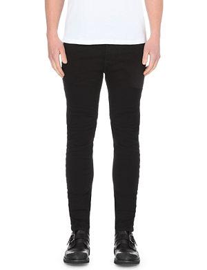 DIESEL T-Ride 0886z slim-fit tapered jeans