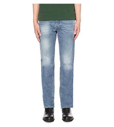 DIESEL Waykee 0842h 常规版型直穿牛仔裤 (牛仔
