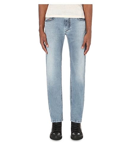 DIESEL Waykee 08673 slim-fit tapered joggjeans (Denim08673l