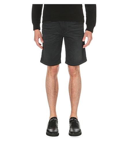 DIESEL Waykeeshort-ne 0848j denim shorts (Denim