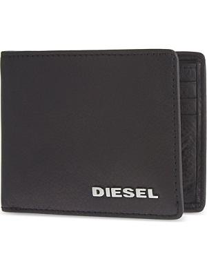 DIESEL Hiresh leather wallet