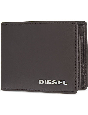 DIESEL Hiresh leather wallet