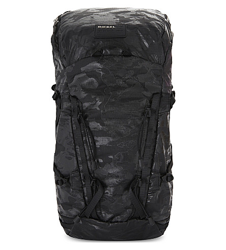 DIESEL D-Running backpack (Black