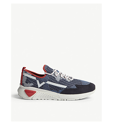 DIESEL S-Kby trainers (Tropical+sea