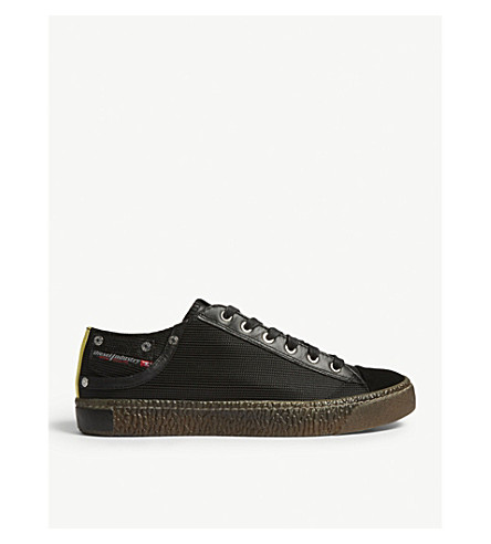 DIESEL Exposure Low trainers (Black
