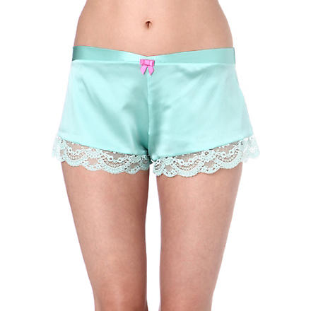 MYLA Isabella French knickers (Menthel/menthel