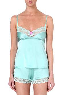 MYLA Isabella silk-blend camisole