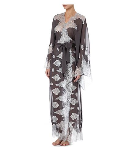 MYLA Violetta robe (Anthrecite/argent