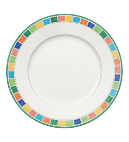 VILLEROY & BOCH Twist Alea Caro bread and butter plate 17cm