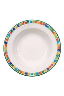 VILLEROY & BOCH Twist Alea Caro deep plate 24cm