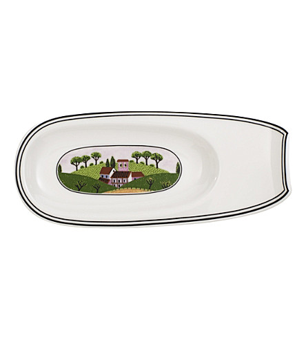 VILLEROY & BOCH Design Naif Gifts porcelain chocolate dish 19cm
