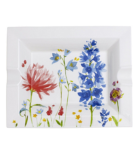 VILLEROY & BOCH Anmut Flowers ashtray
