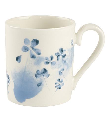 VILLEROY & BOCH Little Gallery Blue Blossom mug