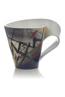 VILLEROY & BOCH British Heart Foundation Repare! Por Favor mug