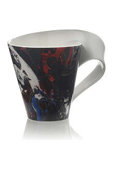 VILLEROY & BOCH British Heart Foundation Sunrise Heart mug