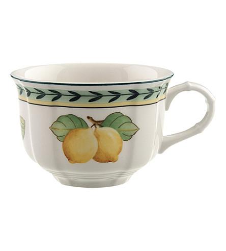 VILLEROY & BOCH French Garden Fleurence tea cup