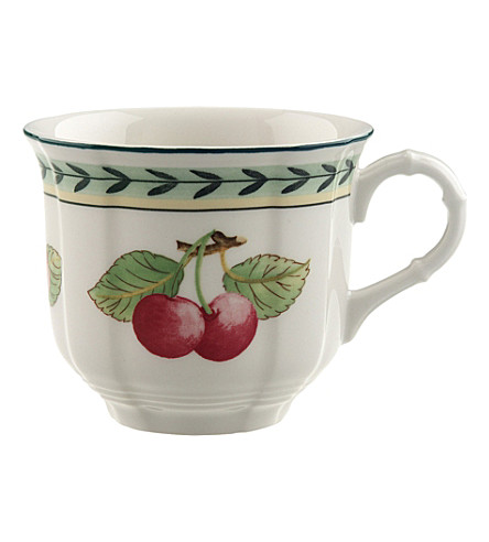 VILLEROY & BOCH French Garden Fleurence coffee cup