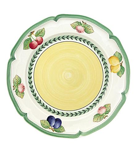VILLEROY & BOCH French Garden Fleurence flat plate 26cm