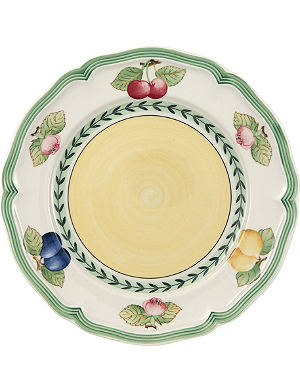 VILLEROY & BOCH French Garden Fleurence salad plate 21cm