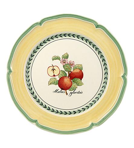 VILLEROY & BOCH French Garden Valence flat plate 26cm
