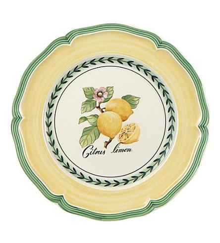 VILLEROY & BOCH French Garden Valence salad plate 21cm