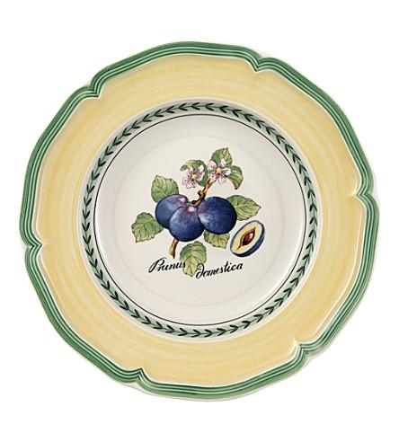 VILLEROY & BOCH French Garden Valence deep plate 23cm