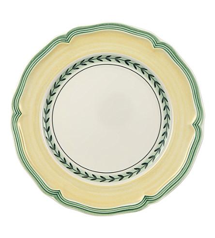 VILLEROY & BOCH French garden vienne salad plate 21cm
