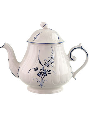 VILLEROY & BOCH Old Luxembourg teapot