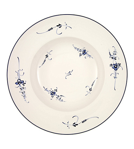 VILLEROY & BOCH Old Luxembourg deep pasta plate 30cm