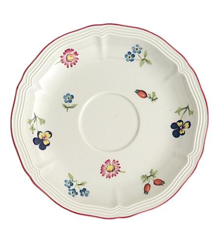 VILLEROY & BOCH Petite Fleur saucer for tea cup 15cm