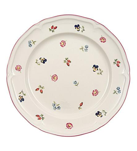 VILLEROY & BOCH Petite Fleur flat plate 26cm