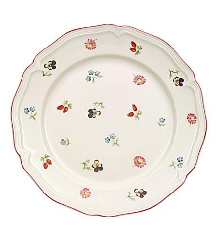 VILLEROY & BOCH Petite Fleur salad plate 21cm