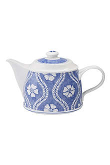VILLEROY & BOCH Farmhouse Touch Blueflowers teapot 1.25l