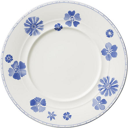 VILLEROY & BOCH Farmhouse Touch Blueflowers salad plate 23cm