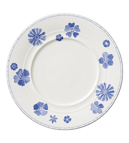 VILLEROY & BOCH Farmhouse Touch Blueflowers salad plate 23cm