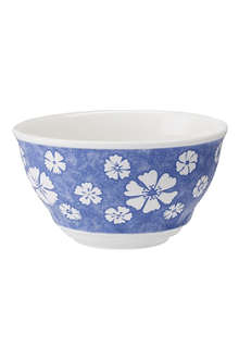 VILLEROY & BOCH Farmhouse Touch Blueflowers bowl 13cm