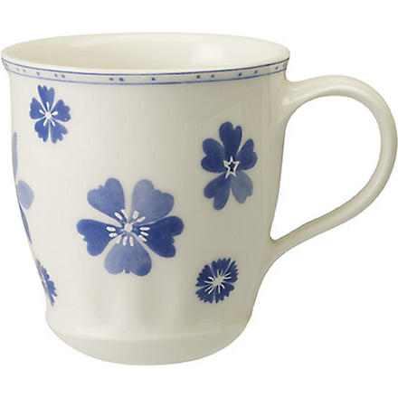 VILLEROY & BOCH Farmhouse Touch Blueflowers mug
