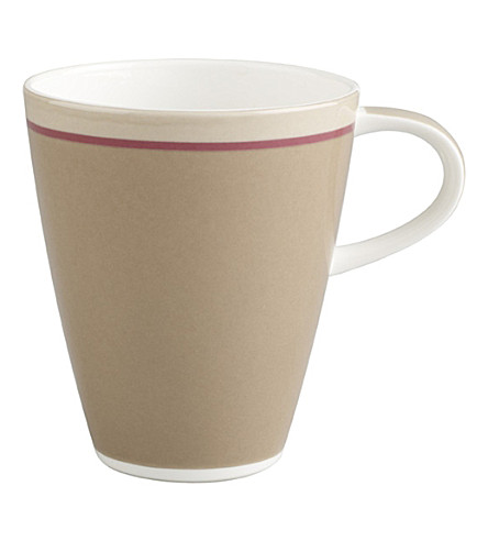 VILLEROY & BOCH Caffè Club coffee mug