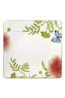 VILLEROY & BOCH Amazonia flat plate 27x27cm