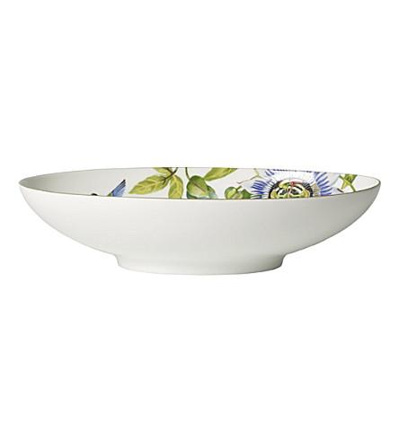 VILLEROY & BOCH Amazonia oval bowl 38cm
