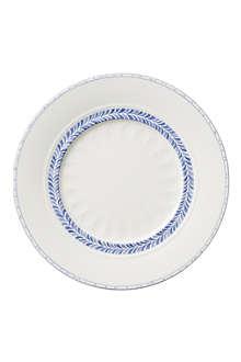 VILLEROY & BOCH Farmhouse Touch Blueflowers Relief salad plate 23cm