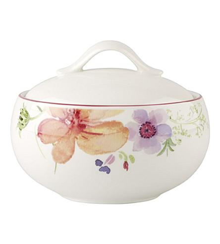 VILLEROY & BOCH Mariefleur sugar pot